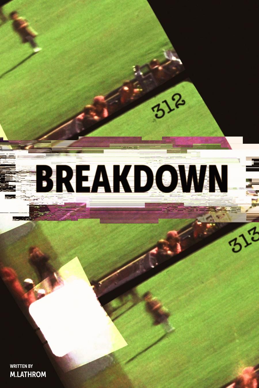 Breakdown: 1963_11_22 Poster
