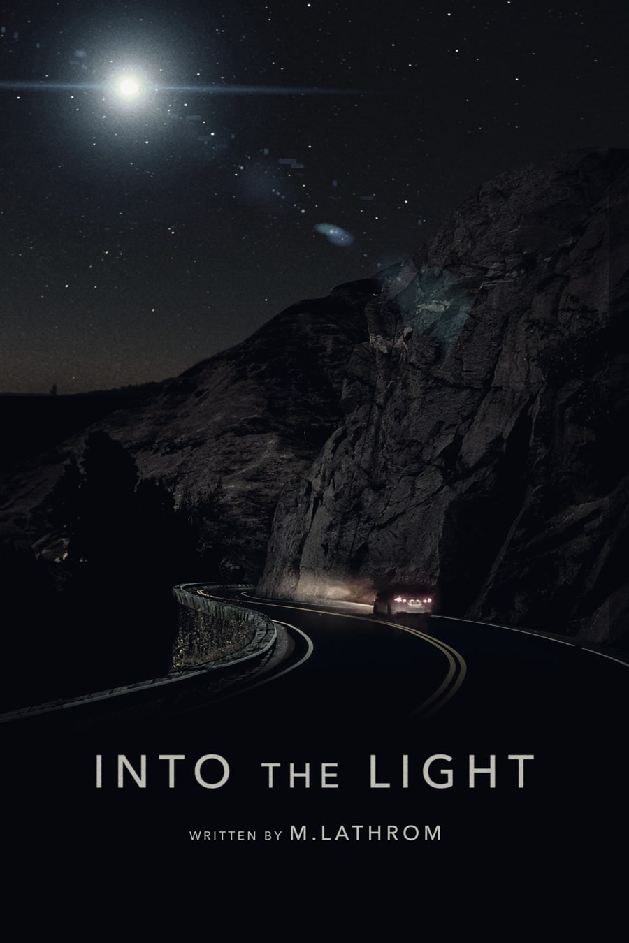 Into The Light Poster