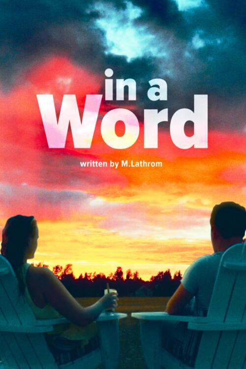 In a Word Poster